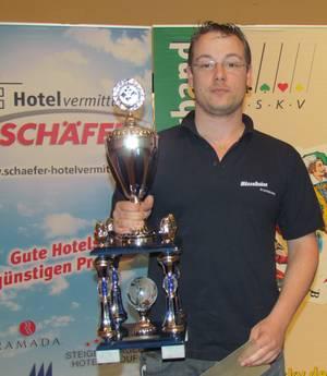 Daniel Matzke Deutscher Meister 2013
