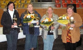 Damensiegerinnen