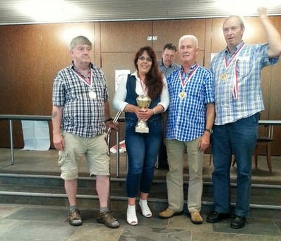 LV3 Pokal Sieger 2014