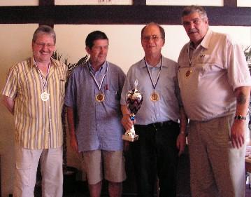 Sieger Herrenmannschaft FT 03 Emden II