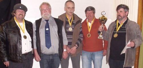 Mannschaftssieger 2011