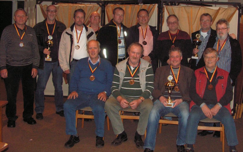 Sieger Mannschaftsmeisterschaft 2013