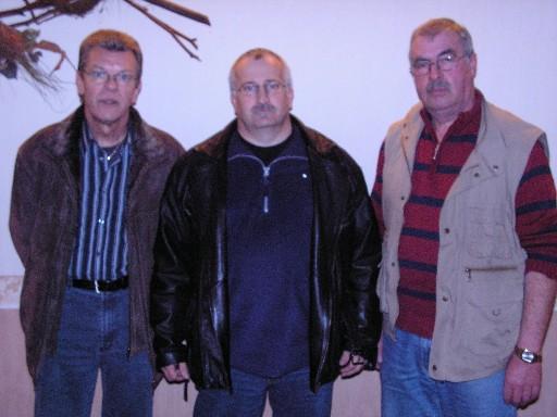 Sieger Vorständeturnier 2008