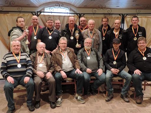 Sieger Städtepokal Vorrunde 2014